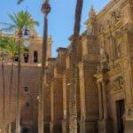 Catedral de la Encarnación de Almería - Almería Cathedral - Kathedrale von Almería Stadt