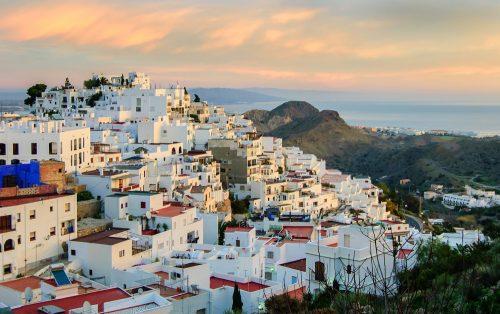 Mojácar - Almería - Mojacar village Spain - Mojácar Andalusien Spanien