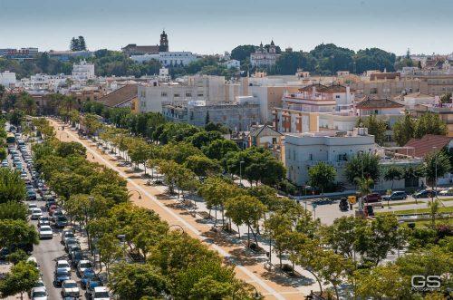 Andalucía - Sanlúcar de Barrameda - Andalusien - Calzada Duquesa Isabel