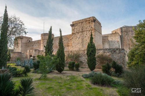 Castillo de Santiago - Castle - Burg