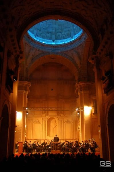 Sanlúcar Auditorio de la Merced - concert hall - Konzertsaal