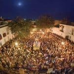 Sanlúcar fiestas patronales - festival of the patron saint - Patronatsfest