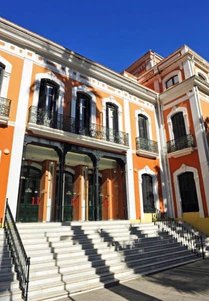 Casa Colón Huelva capital - Columbus house - Kolumbus Haus in Huelva