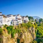 Ronda Costa del sol Andalusien