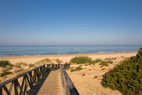 Playa de la Barrosa, Novo Sancti Petri, Chiclana - Andalucía