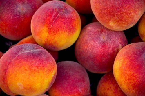 melocotones - peaches - Pfirsiche
