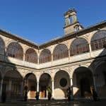 Antigua universidad de Baeza, provincia de Jaén - University of Baeza Spain - ursprüngliche Universität von Baeza, Spanien