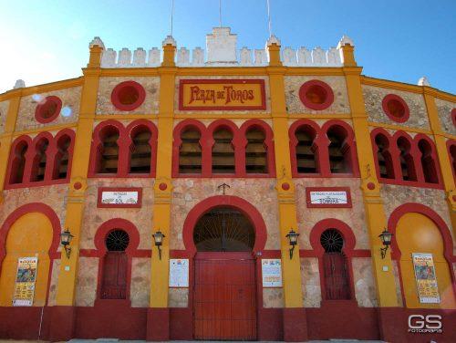 Sanlúcar Plaza de Toros de El Pino- bullfighting ring - Stierkampfarena