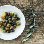 aceitunas - Mediterranean olives - Oliven