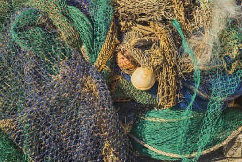 redes de pesca Chipiona - fishing nets - Fischernetz