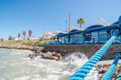 Bar Las Canteras Chipiona, Fischrestaurant