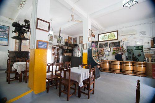 Bodega El Castillito Chipiona Costa de la Luz
