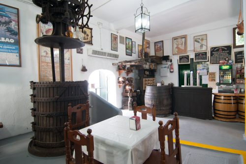 Moscatel Bodega El Castillito Chipiona