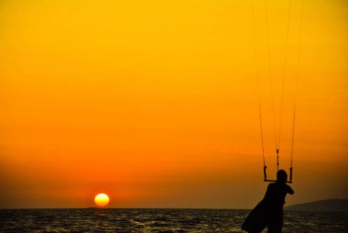 Cádiz Kitesurf-Kitesurfing