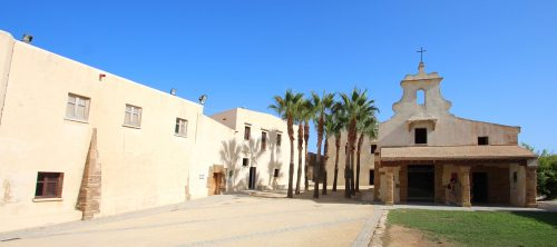 Castillo Santa Catalina Cadiz - fortress - Santa Catalina Burg