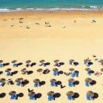 Playa de la Victoria, Cádiz capital - Andalucía
