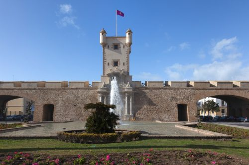 Cádiz Puertas de Tierra