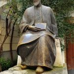 maimonides filósofo judío cordoba, jewish life in cordoba, Denkmal jüdisches Cordoba