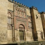 Mezquita de córdoba portal lateral, Seitenportal