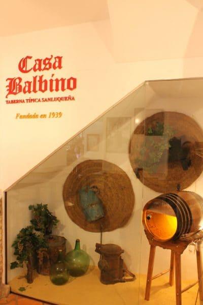 Casa Balbino Tapas Restaurant Sanlúcar