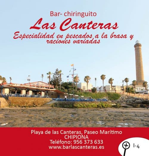 bar las canteras chipiona
