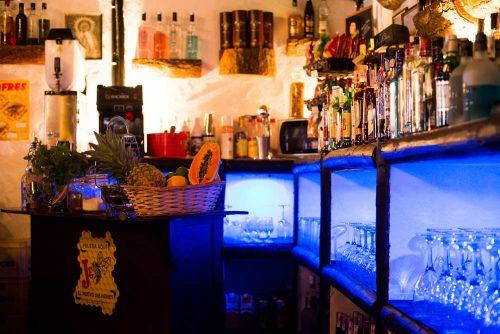 Chipiona bares en la playa - El Embrujo