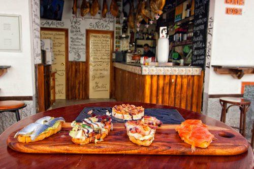 Chipiona, bares de tapas, Gastrotasca Sin Bulli