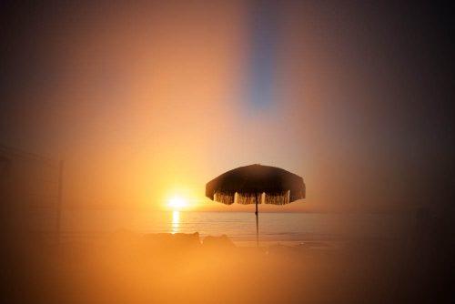 Chipiona Puesta del sol Chinini