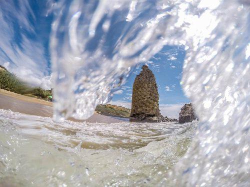 Torre del Loro, Mazagón, Costa de la Luz Huelva Andalucía