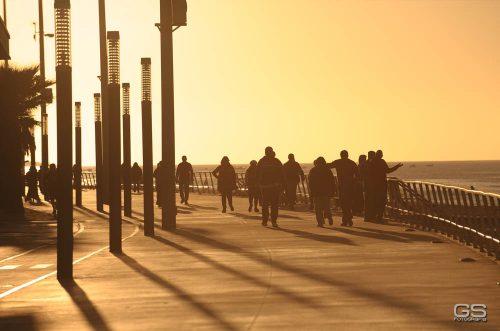 Sanlúcar Paseo Marítimo - promenade - Strandpromenade