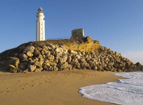 faro de Trafalgar, lighthouse, Leuchtturm