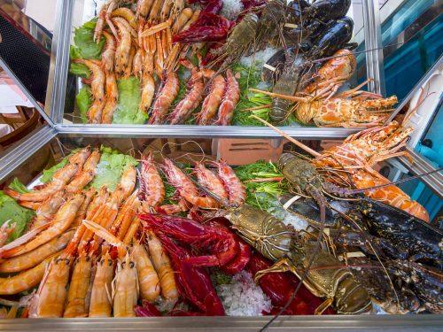 restaurante marisco puerto banús marbella costa del sol