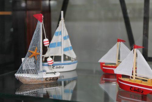 souvenirs cadiz veleros