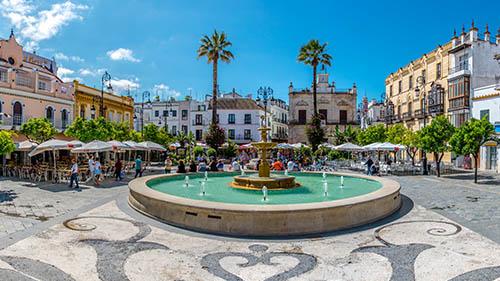 de tapas por Sanlúcar de Barrameda, Plaza del Cabildo