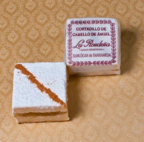 dulces de navidad de la Rondeña en Sanlúcar
