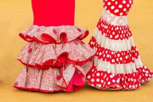 trajes de flamenco, flamenco dress, flamenco Kostüm
