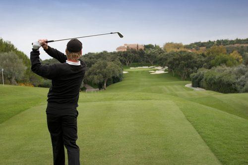 Valderrama Club de Golf, Golfspielen in Sotogrande