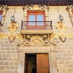 Granada, Palacio de la Madraza - Palace - Palast