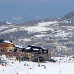 Sierra Nevada Skiing Snowboarding