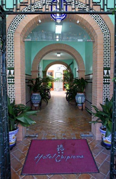 hotel barato en la playa de chipiona