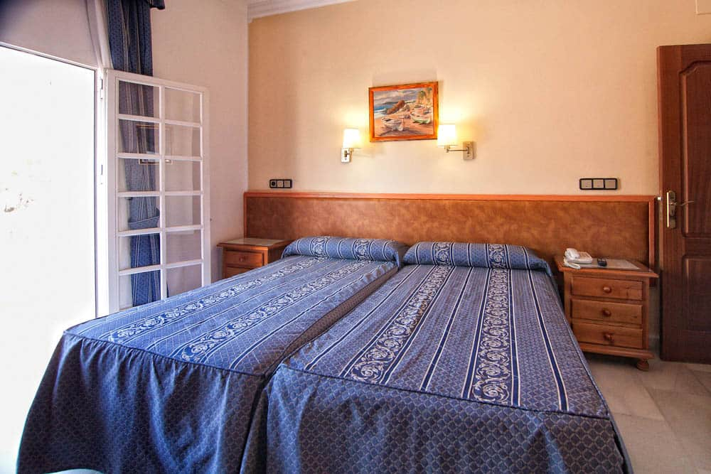 Chipiona, Hotel Guadalupe