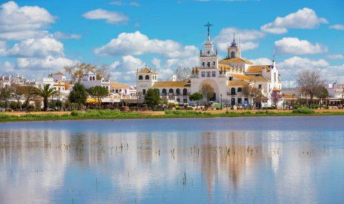 El Rocio en Huelva, El Rocío in Huelva