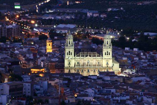 Catedral de Jaén, Cathedral of Jaén city, Kathedrale von Jaén Stadt