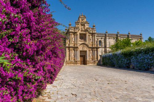 Monasterio de la Cartuja Jerez, charterhouse, Kartäuserkloster