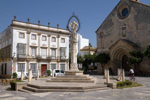 Iglesia de San Dionisio, Jerez