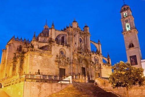 Catedral de Jerez, Kathedrale