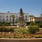 Plaza del Arenal in Jerez de la Frontera