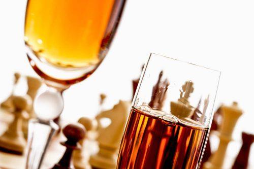 Sherry wine, Jerez de la Frontera, Sherry Wein aus Jerez