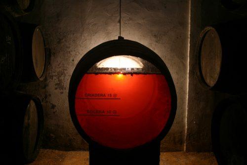 Jerez bodegas, sherry weinkellerei