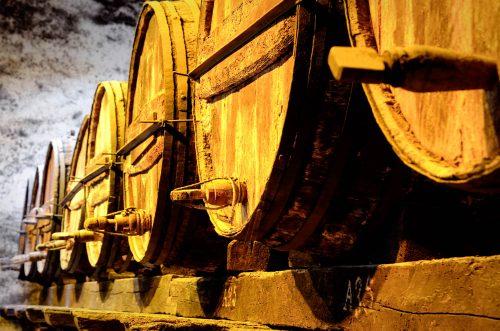 Sherry Bodega Jerez, Jerez winery, Weinkellerei in Jerez
